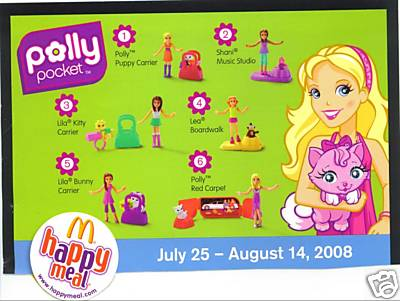 polly pocket costume